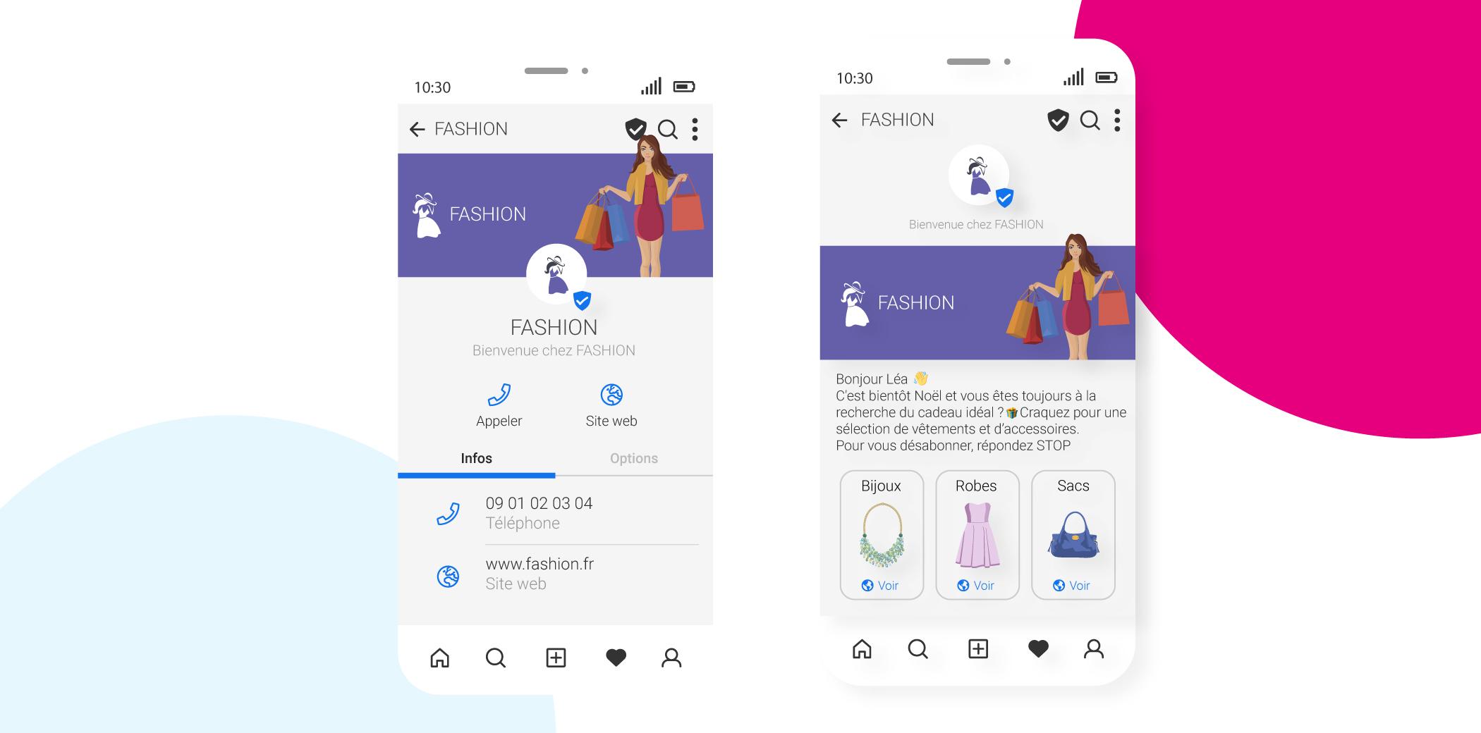 RCS : Le futur SMS 100% marketing