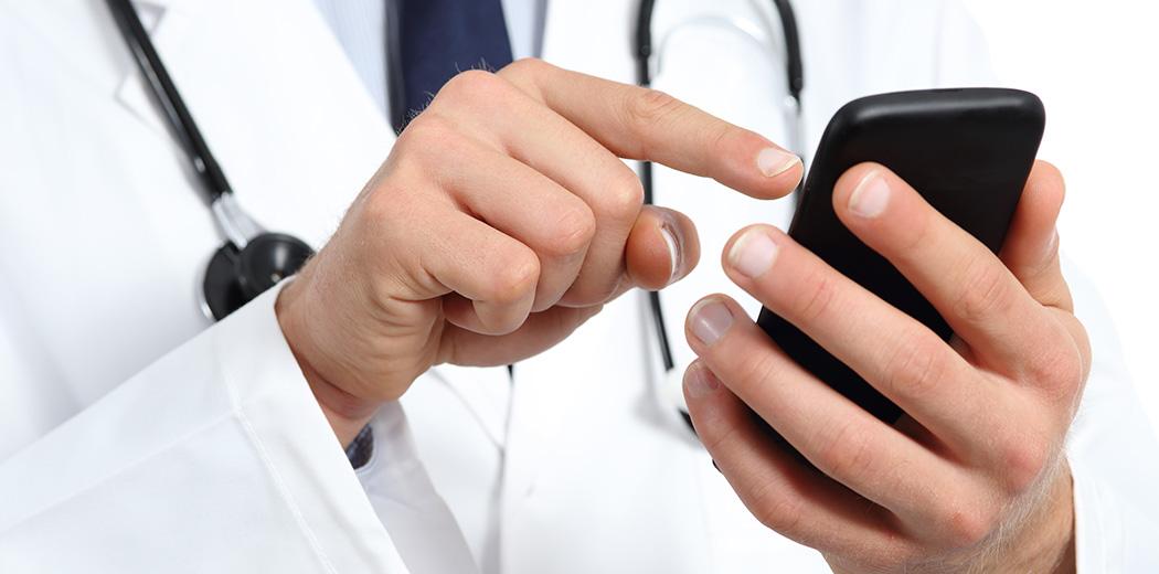SMS milieu hospitalier