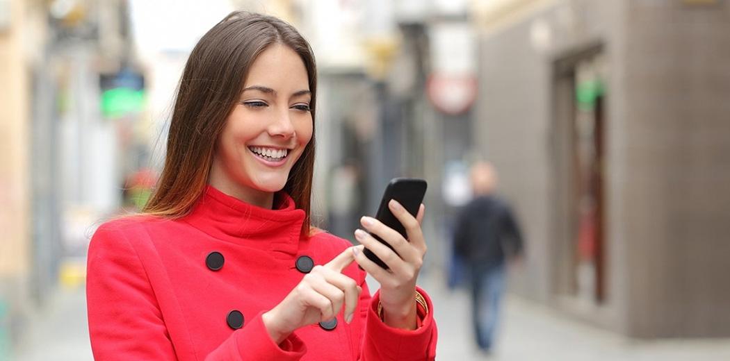 SMS vente privée