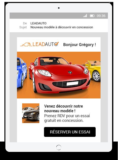 SMS publicitaire