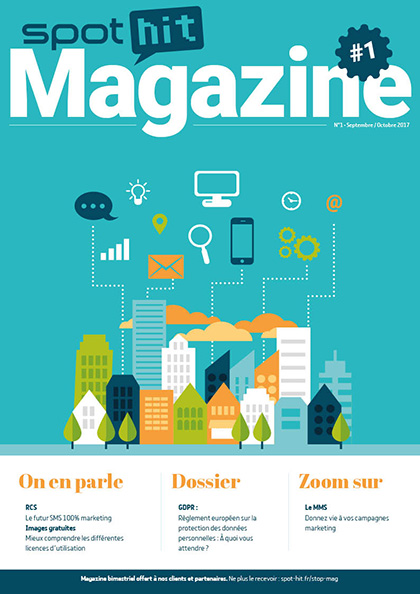 Magazine Spot-Hit #1
