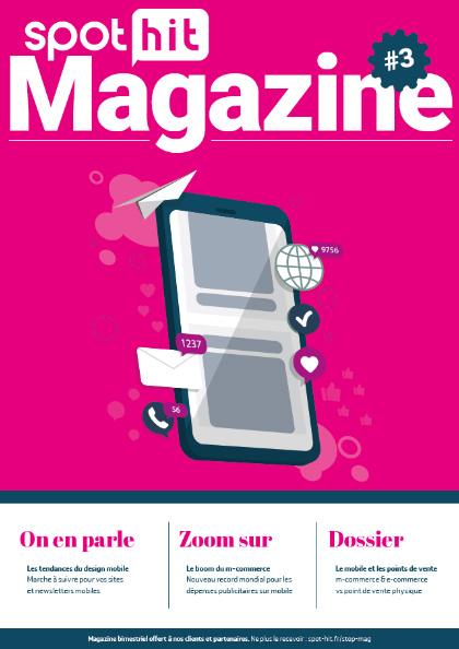 Magazine Spot-Hit #3