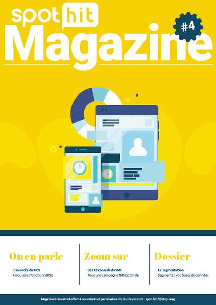 Magazine Spot-Hit #4