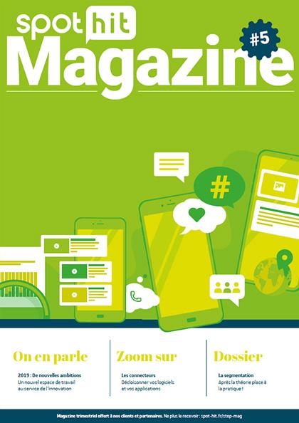 Magazine Spot-Hit #5