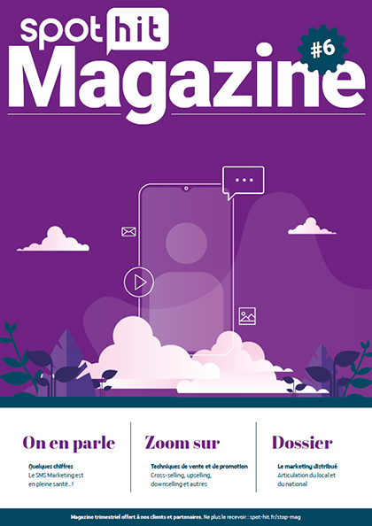 Magazine Spot-Hit #6