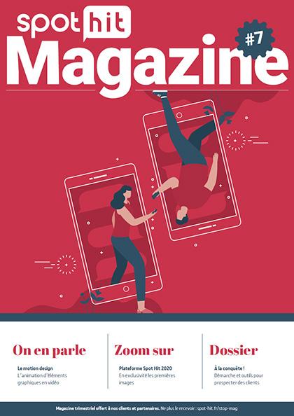 Magazine Spot-Hit #7