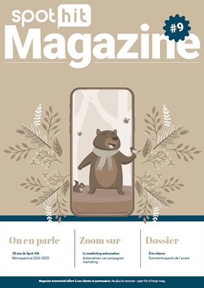 Magazine Spot-Hit #9